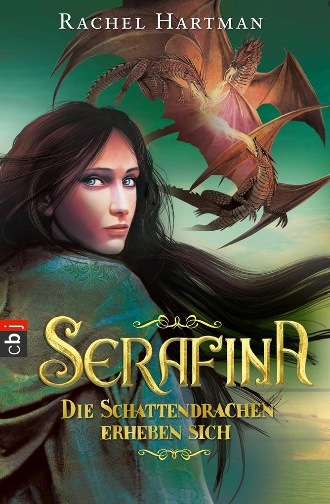 Serafina 02 - Die Schattendrachen erheben sich als Taschenbuch