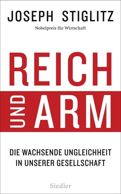 Reich und Arm als Buch