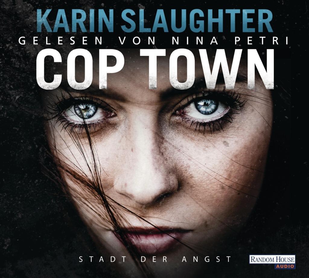 Cop Town - Stadt der Angst als Hörbuch