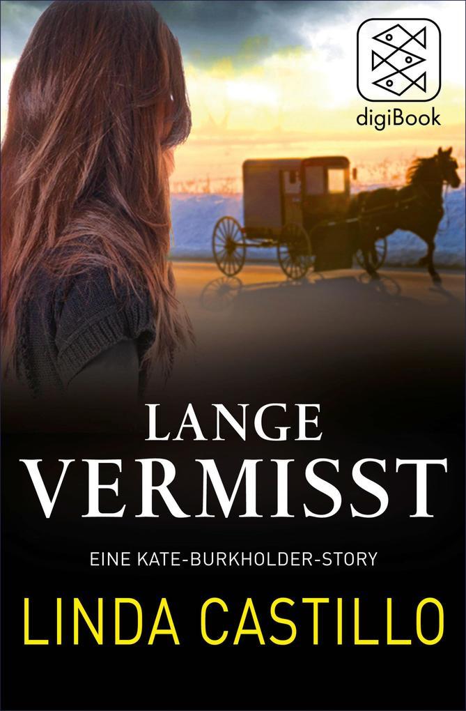 Lange Vermisst - Eine Kate-Burkholder-Story als eBook