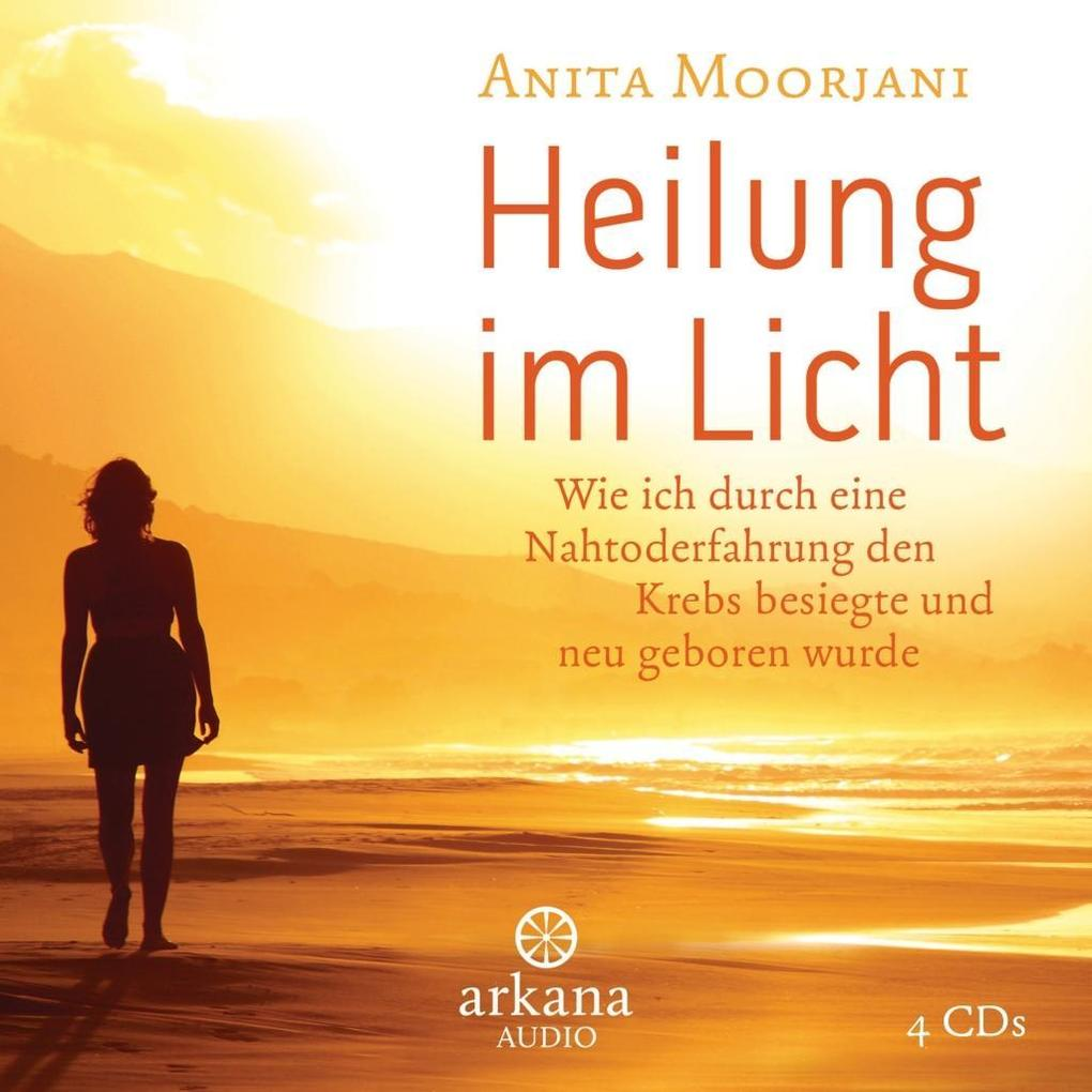 Heilung im Licht als Hörbuch