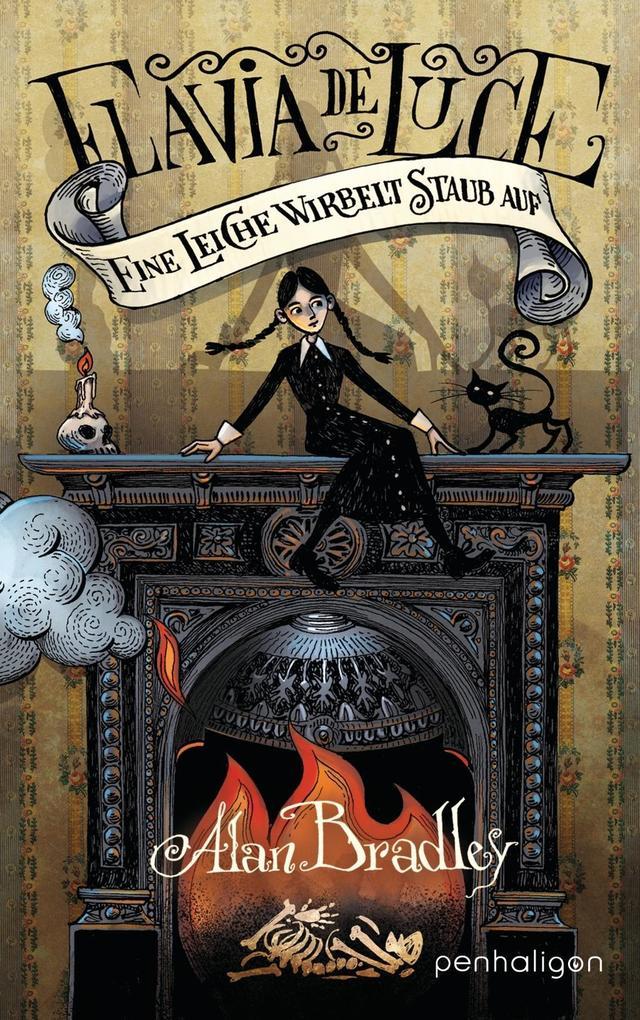 Flavia de Luce - Eine Leiche wirbelt Staub auf als Buch