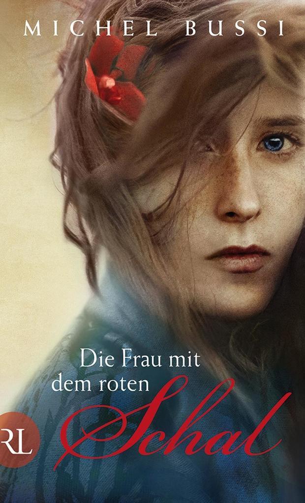 Die Frau mit dem roten Schal als Buch