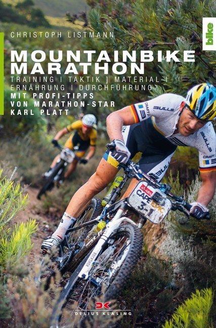Christoph Listmann, Karl Platt: Mountainbike Marathon (Buch ...