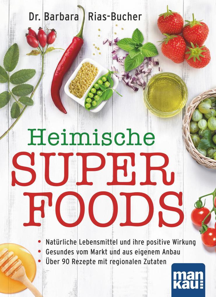 Heimische Superfoods als Buch