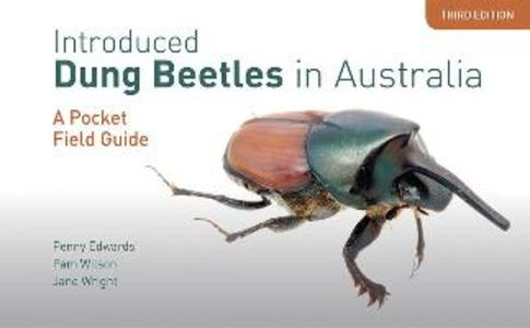 Introduced Dung Beetles in Australia: A Pocket Field Guide als Taschenbuch