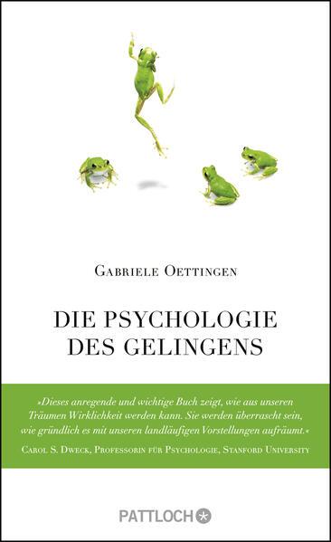 Die Psychologie des Gelingens als Buch