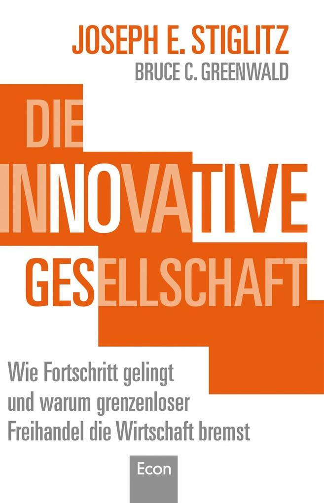 Die innovative Gesellschaft als eBook