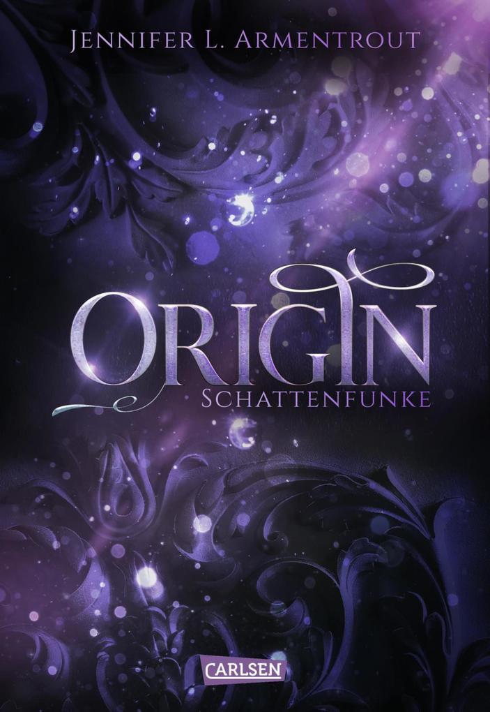 Obsidian 4: Origin. Schattenfunke als eBook