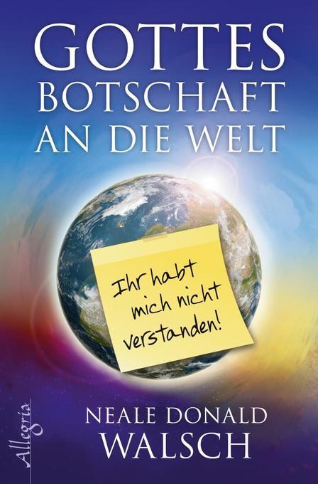 Gottes Botschaft an die Welt als Buch