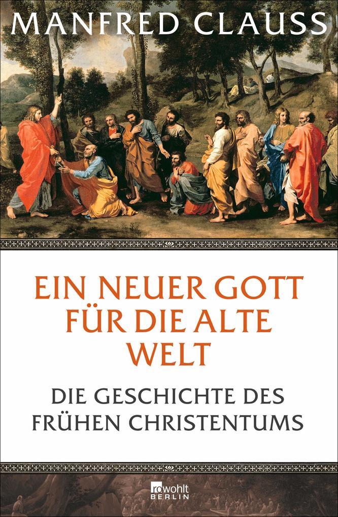 Ein neuer Gott für die alte Welt als Buch