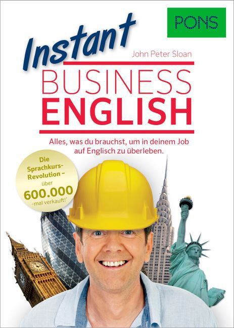 PONS Instant Business English als Buch