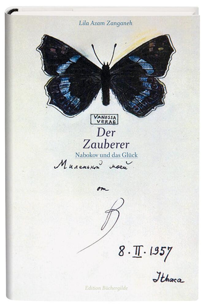 Der Zauberer Nabokov und das Glück als Buch