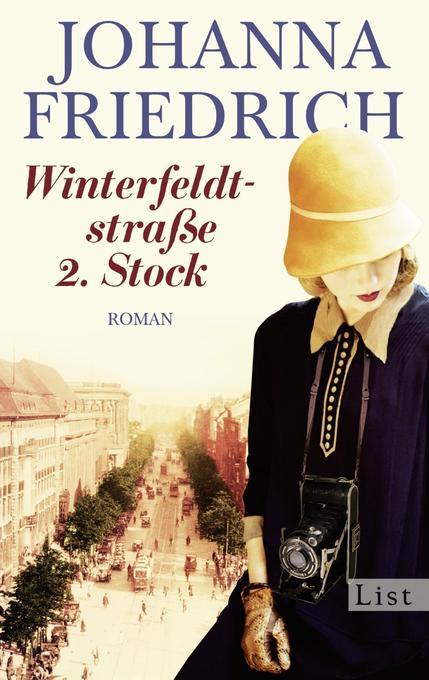 Winterfeldtstraße, 2. Stock als Taschenbuch