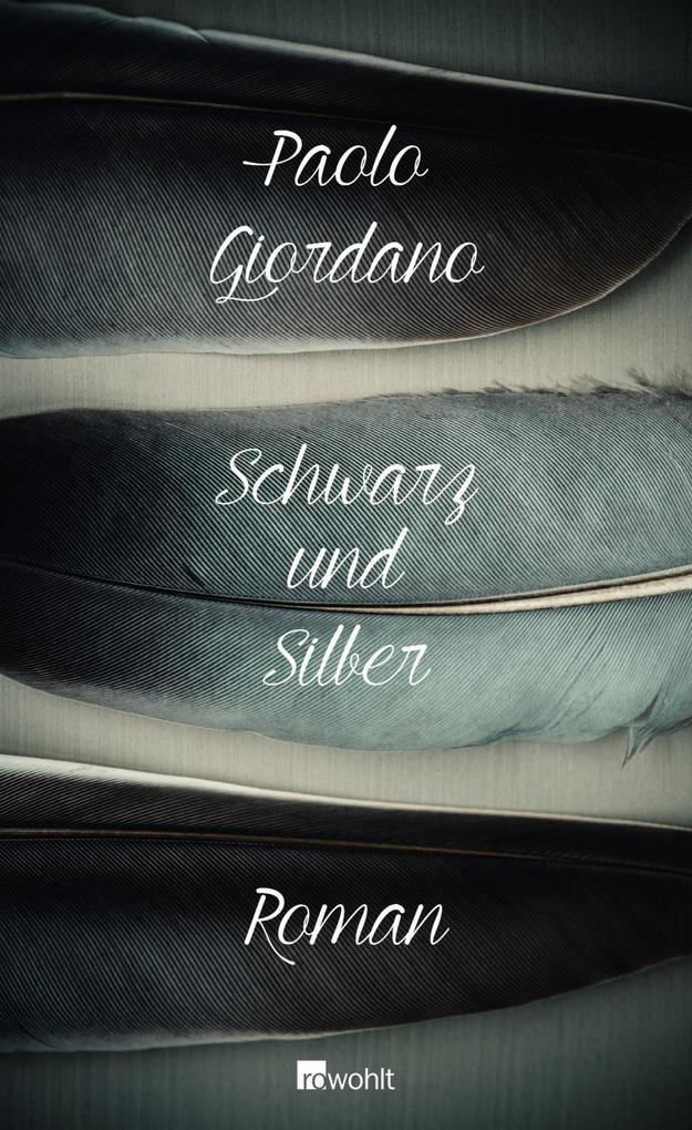 Schwarz und Silber als Buch von Paolo Giordano