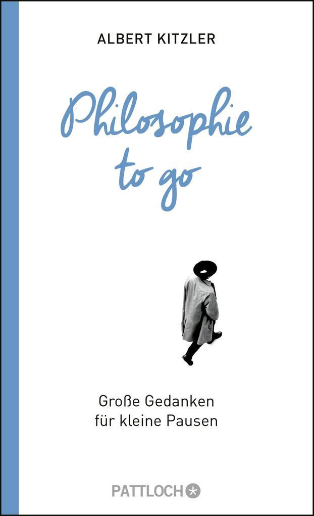 Philosophie to go als eBook epub