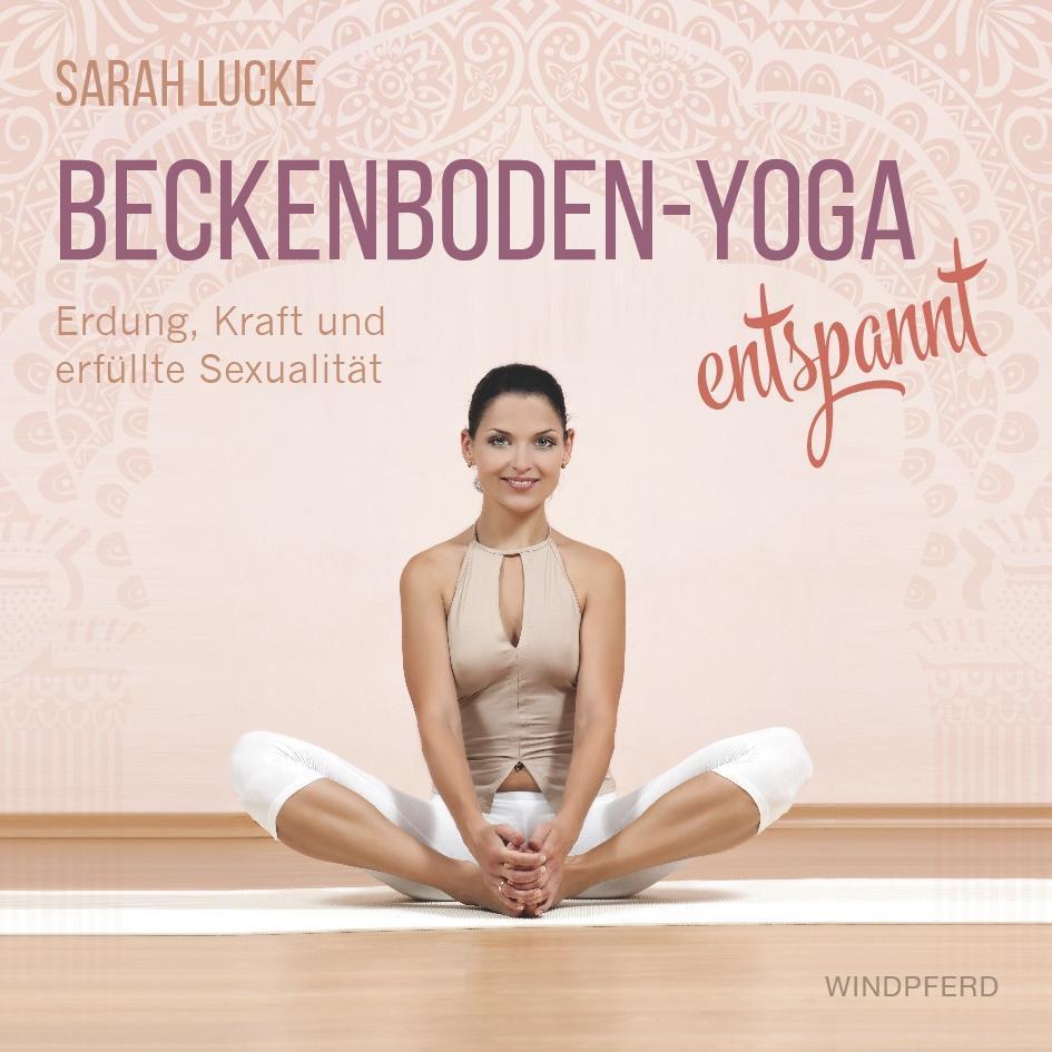 Beckenboden-Yoga entspannt als Buch