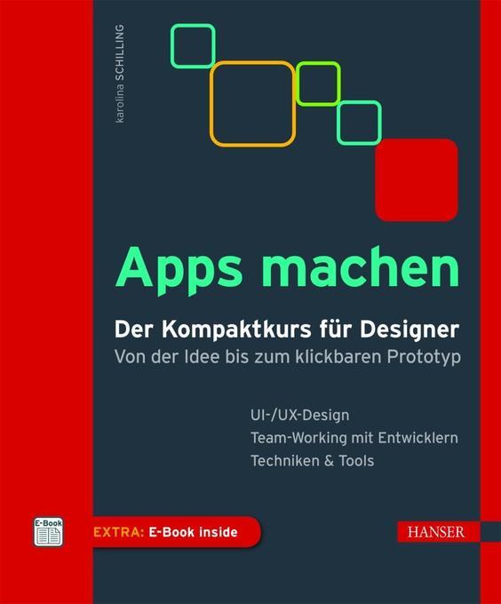 Apps machen als Buch