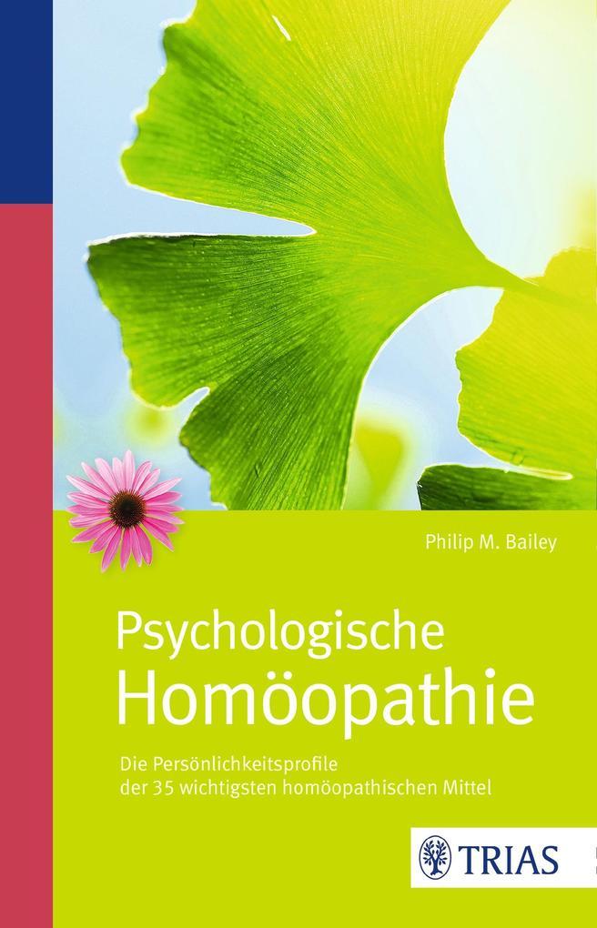 Psychologische Homöopathie als Buch