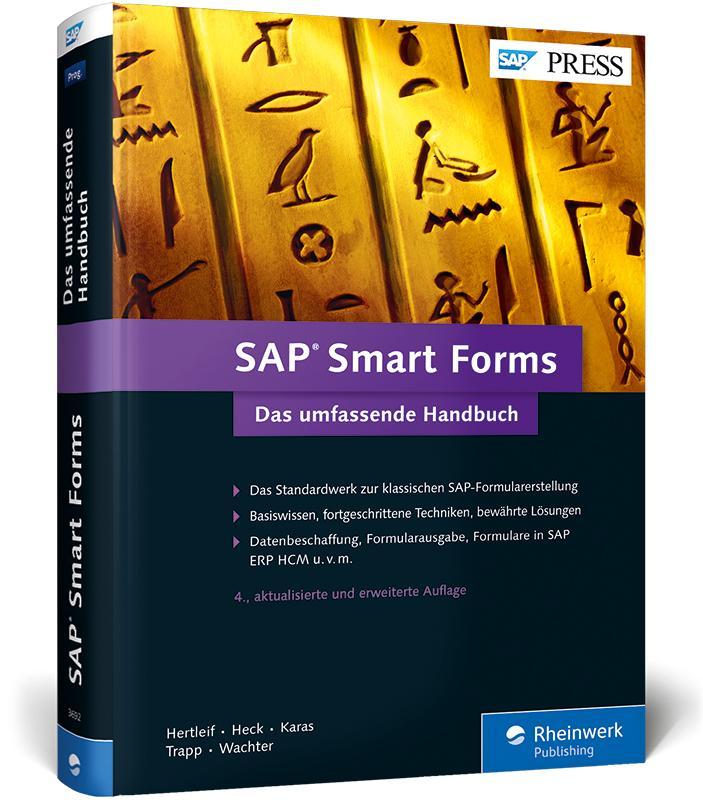 SAP Smart Forms als Buch von Werner Hertleif, R...