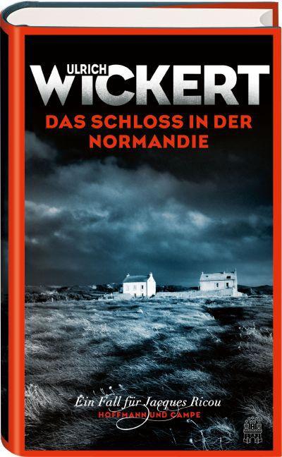 Das Schloss in der Normandie als Buch