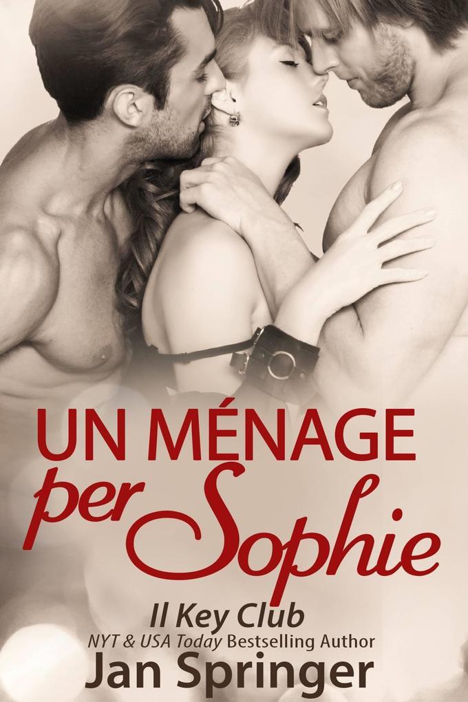 Un menage per Sophie als eBook