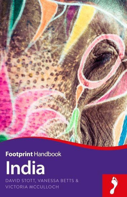 Footprint Handbook India als Buch von David Stott