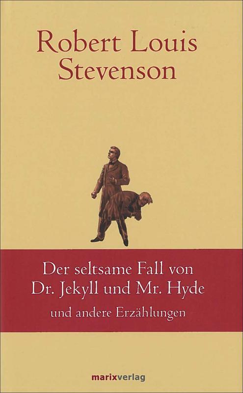 Der seltsame Fall des Dr. Jekyll und Mr. Hyde als Buch