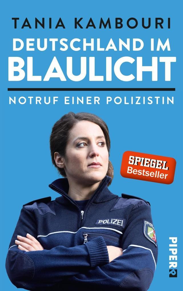 Deutschland im Blaulicht als Buch
