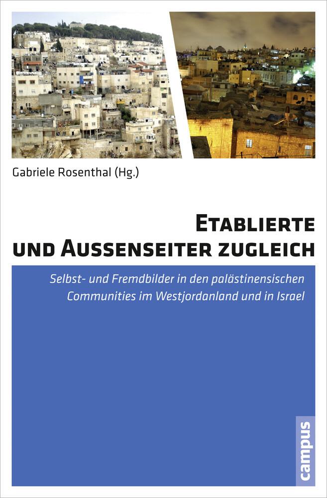 Etablierte und Außenseiter zugleich als Buch von Ahmed Albaba, Murad Amro, Zeina Barakat, Johannes Becker, Mohammed Daja