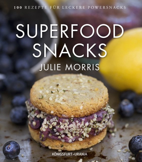 Superfood Snacks als Buch