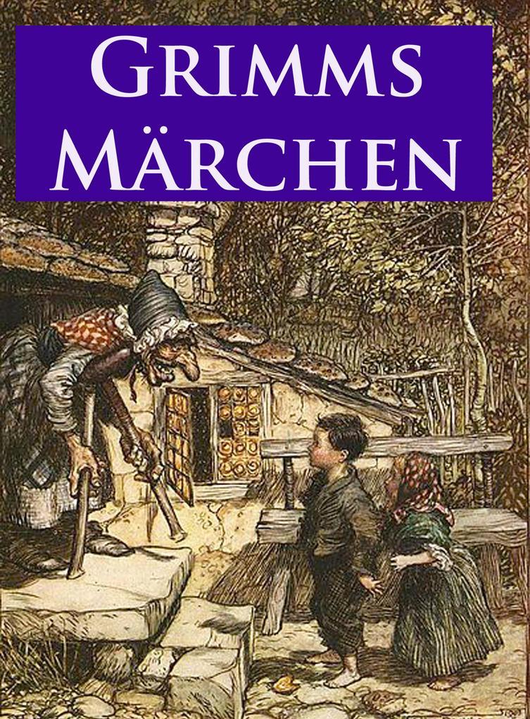 Grimms Märchen als eBook