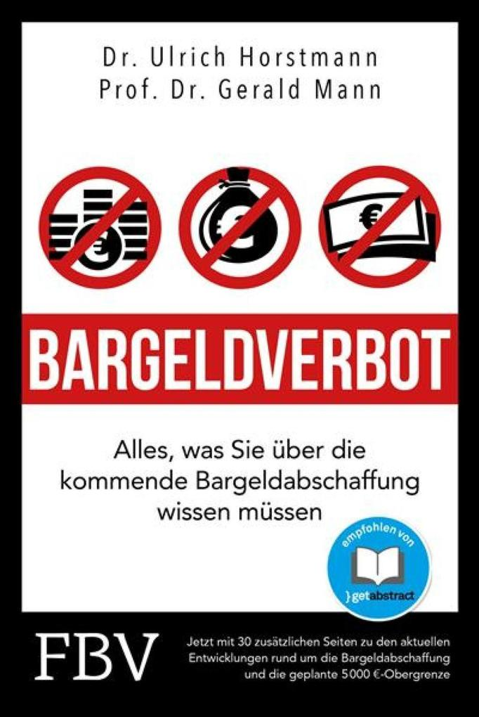 Bargeldverbot als eBook