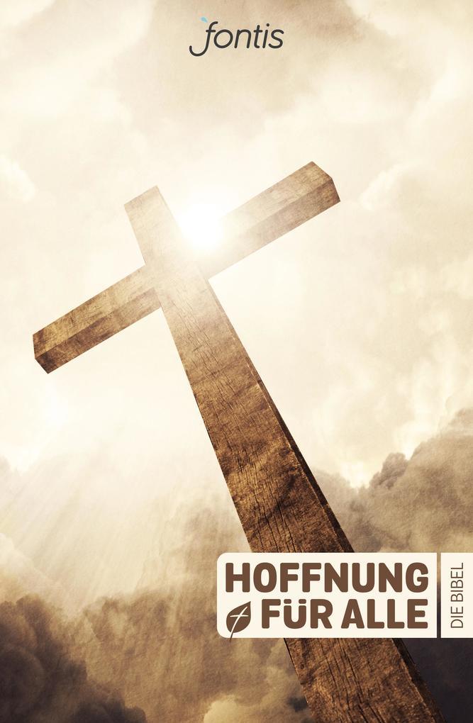 """Hoffnung für alle. Die Bibel - Trend-Edition """"Crossroad"""" als Buch"""