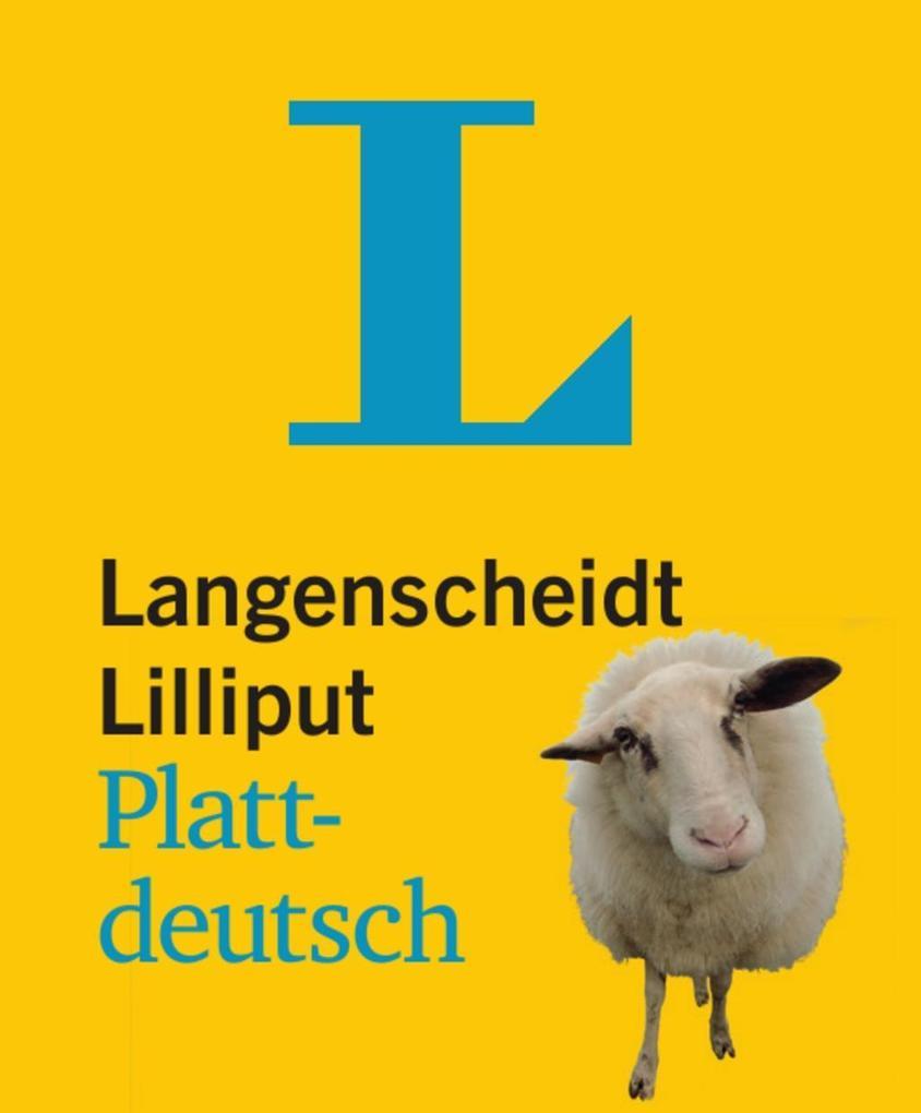 Langenscheidt Lilliput Plattdeutsch als Buch