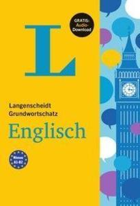 Langenscheidt Grundwortschatz Englisch - Buch mit Audio-Download als Buch