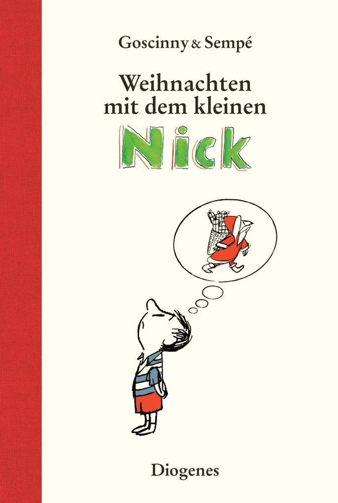 Weihnachten mit dem kleinen Nick als Buch