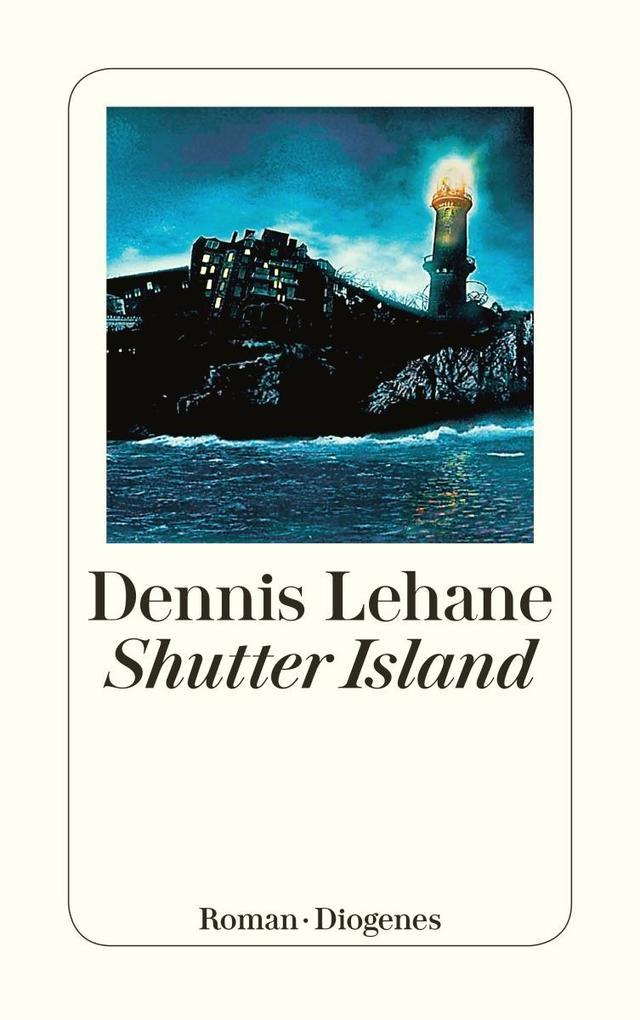 Shutter Island als Buch