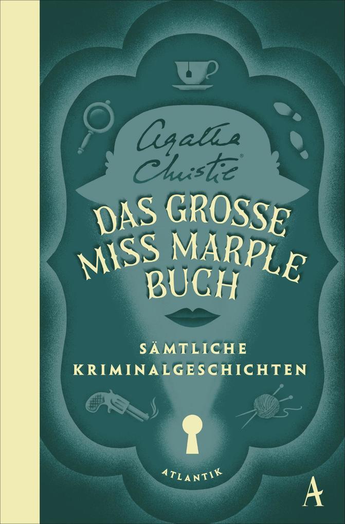 Das große Miss-Marple-Buch als eBook