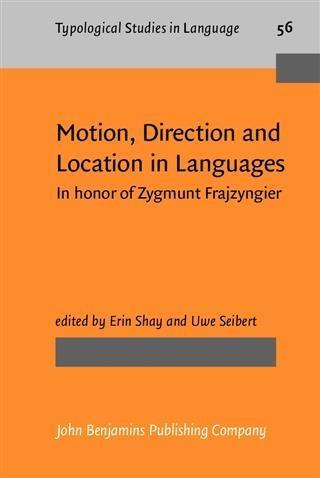 Motion, Direction and Location in Languages als eBook pdf