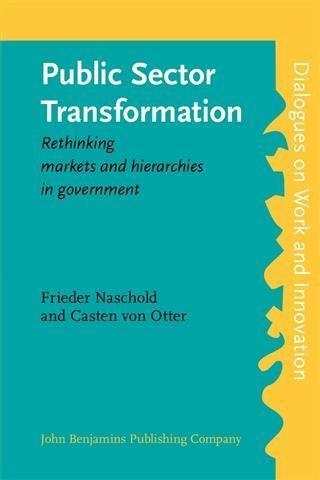 Public Sector Transformation als eBook pdf