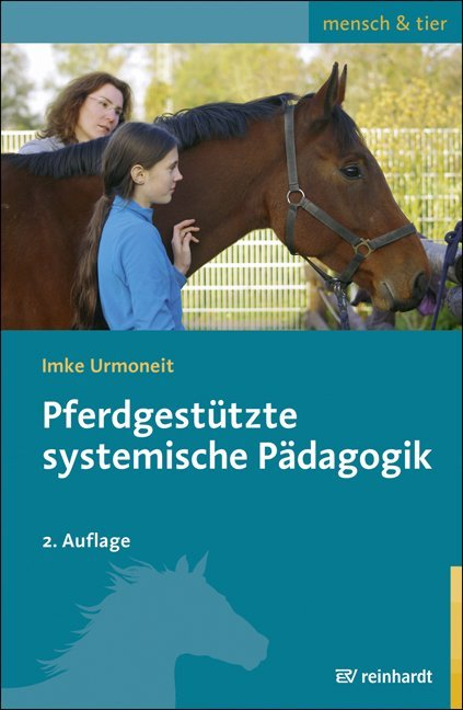 Pferdgestützte systemische Pädagogik als Buch (gebunden)