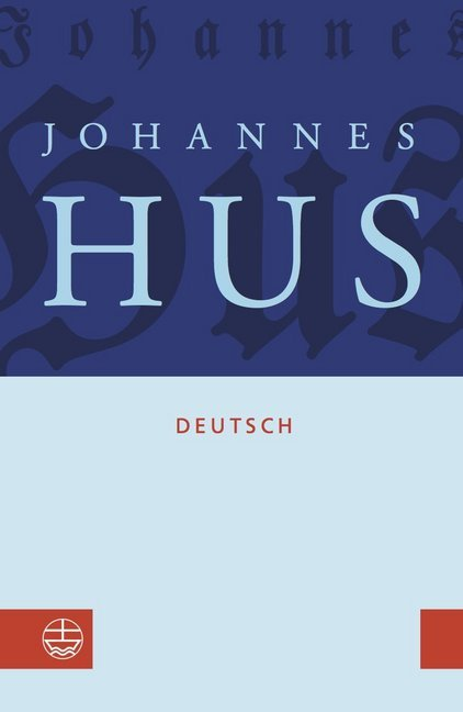 Johannes Hus deutsch als Buch