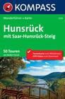 Kompass Wanderführer Hunsrück mit Saar-Hunsrück-Steig