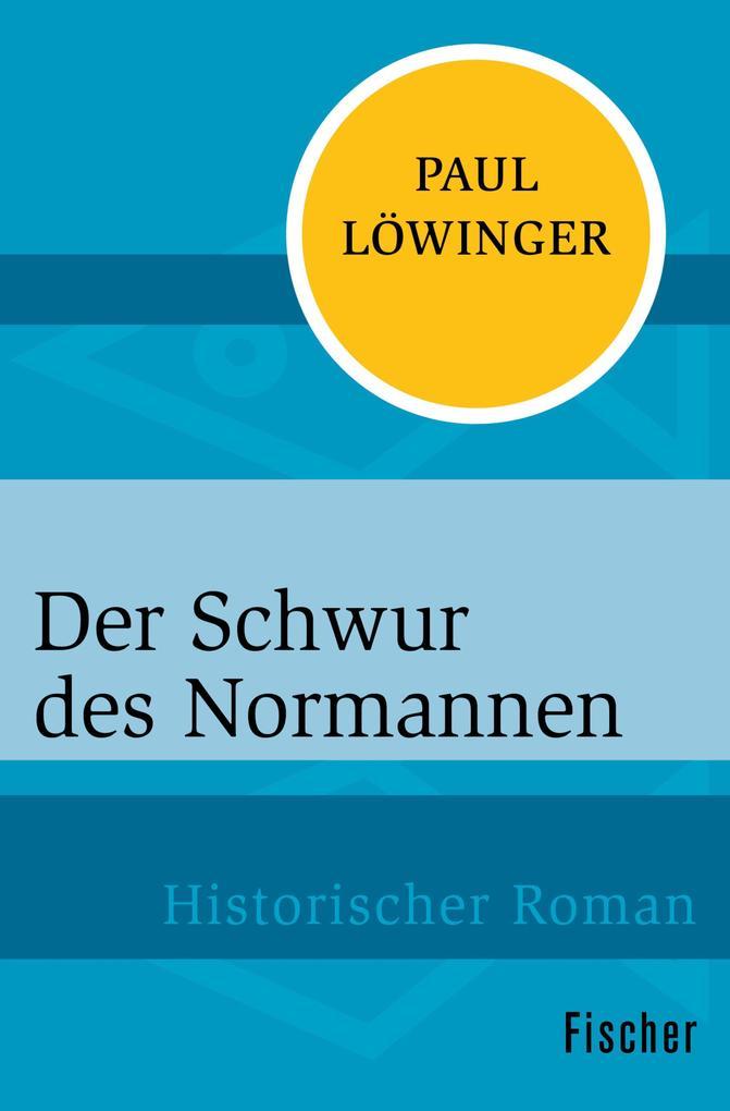 Der Schwur des Normannen als eBook