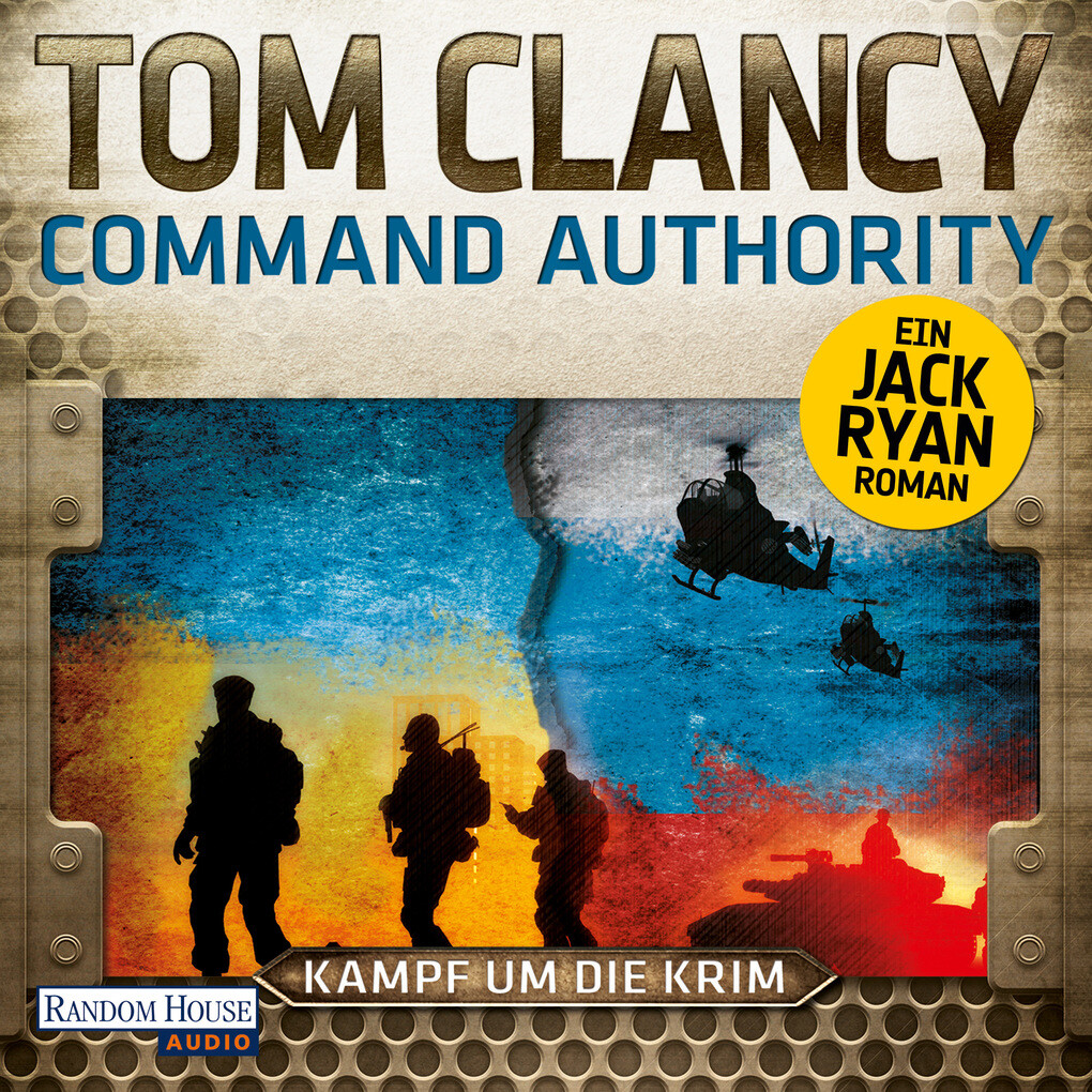 Command Authority als Hörbuch Download