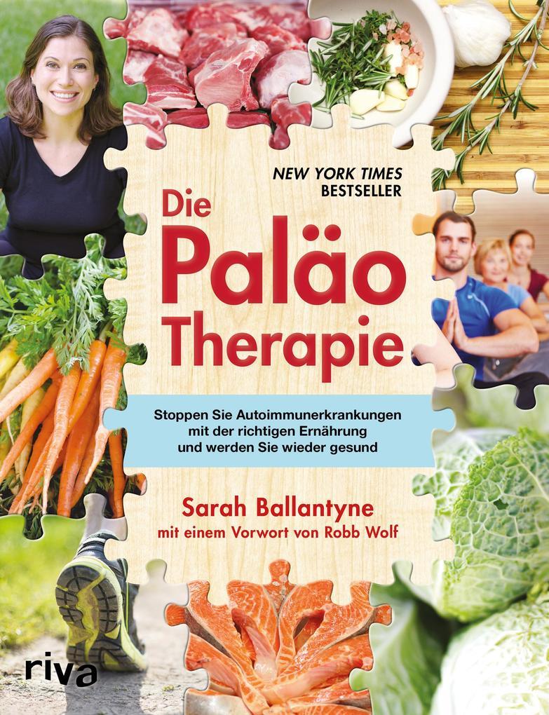 Die Paläo-Therapie als Buch