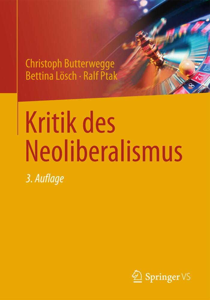 Kritik des Neoliberalismus als Buch