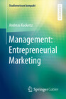 Management: Entrepreneurial Marketing