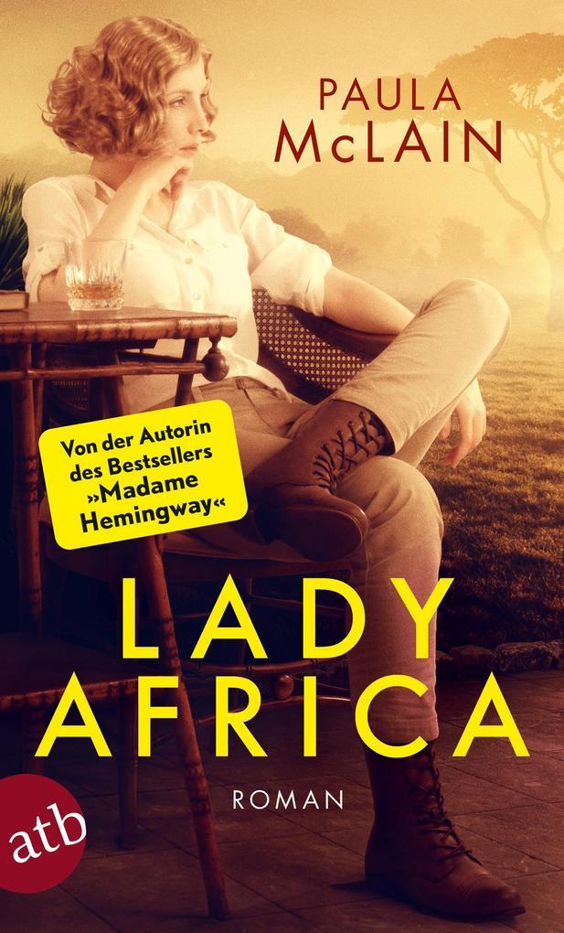 Lady Africa als eBook